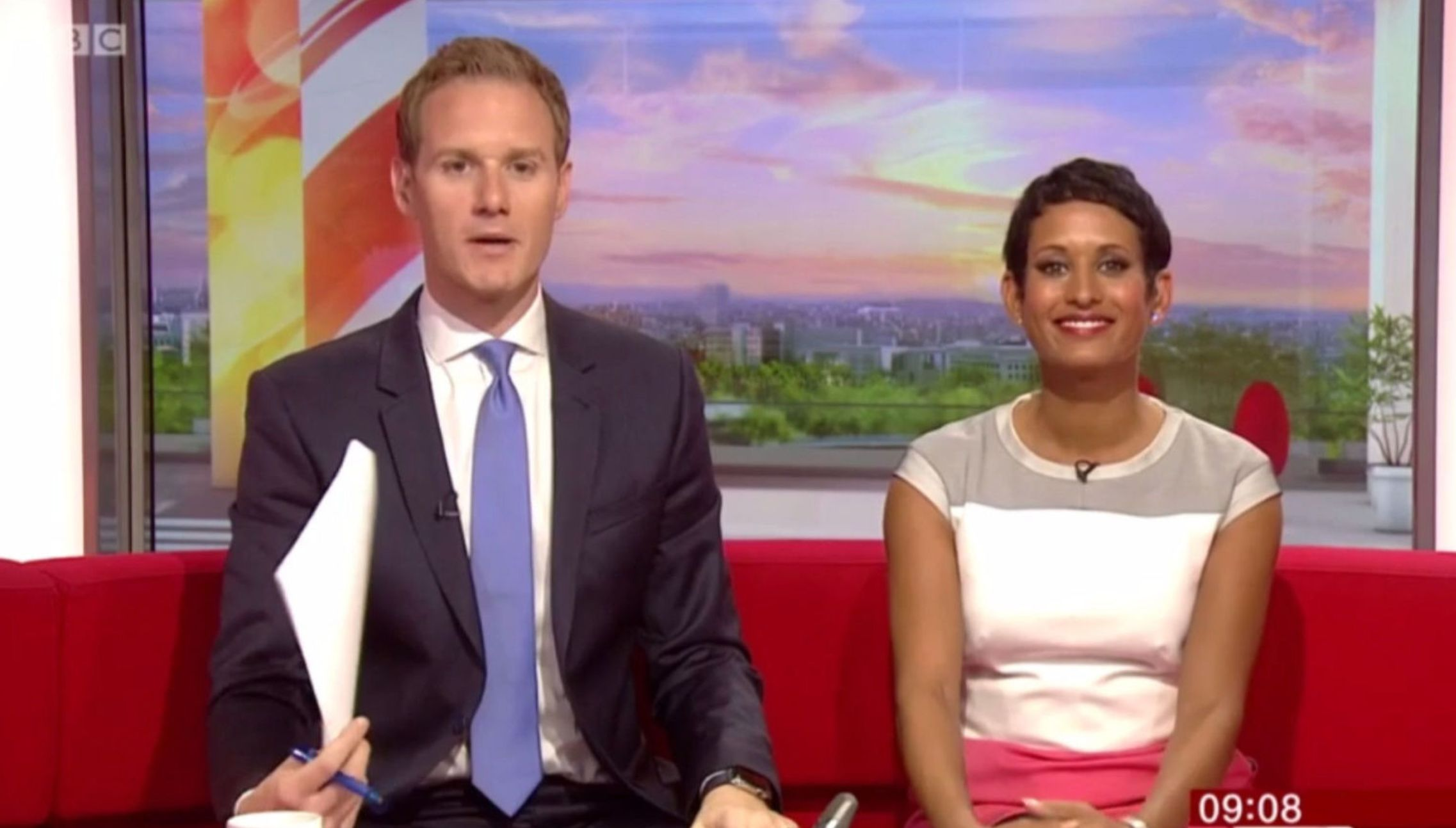 'BBC Breakfast' Host Dan Walker Accidentally Drops C-Bomb In 'Culture' Blunder