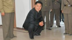 Redditors Rework Old Photo Of A Squatting Kim Jong Un To Hilarious