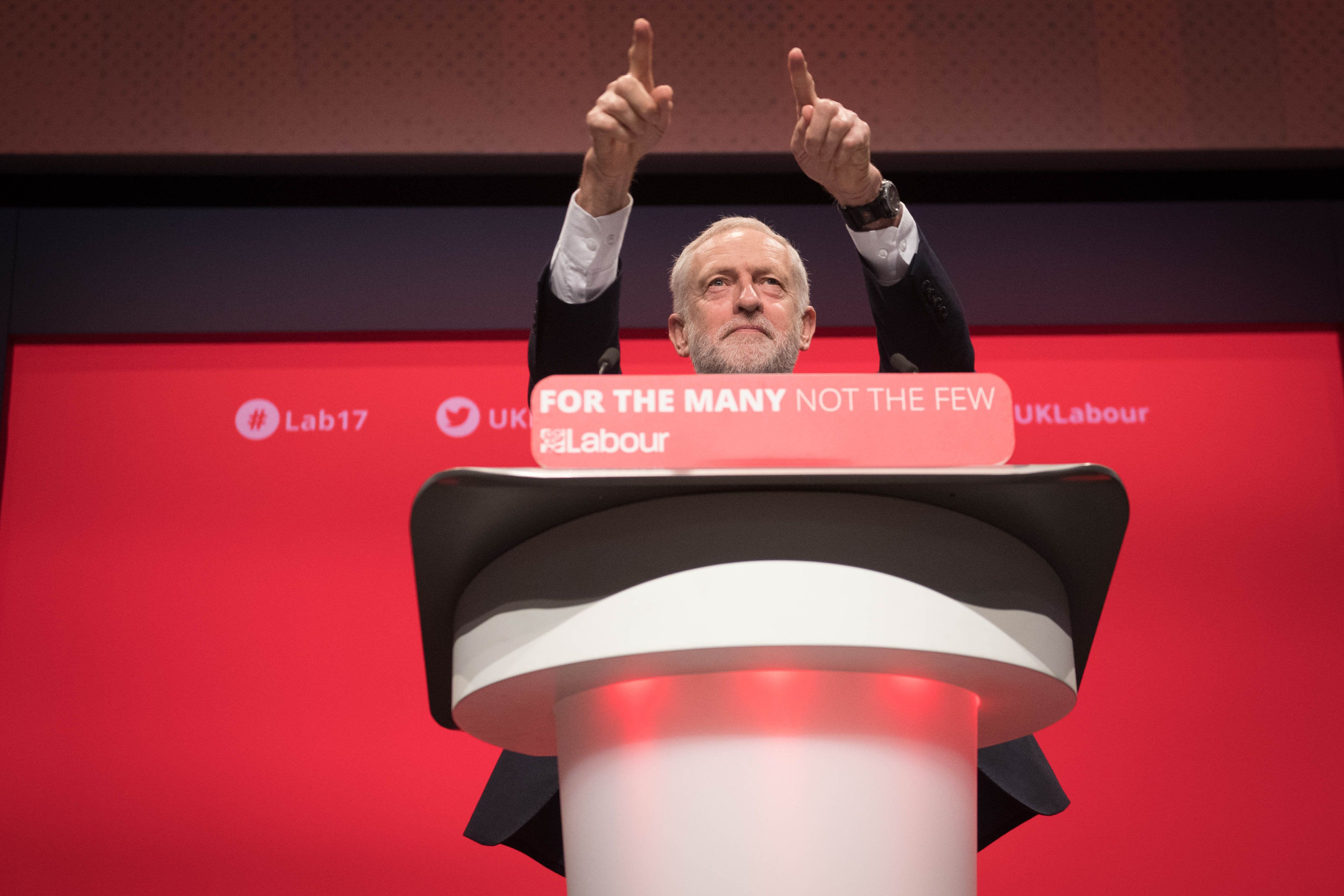 Jeremy Corbyn Uses Labour Conference Speech To Tell Daily Mail: Bring It