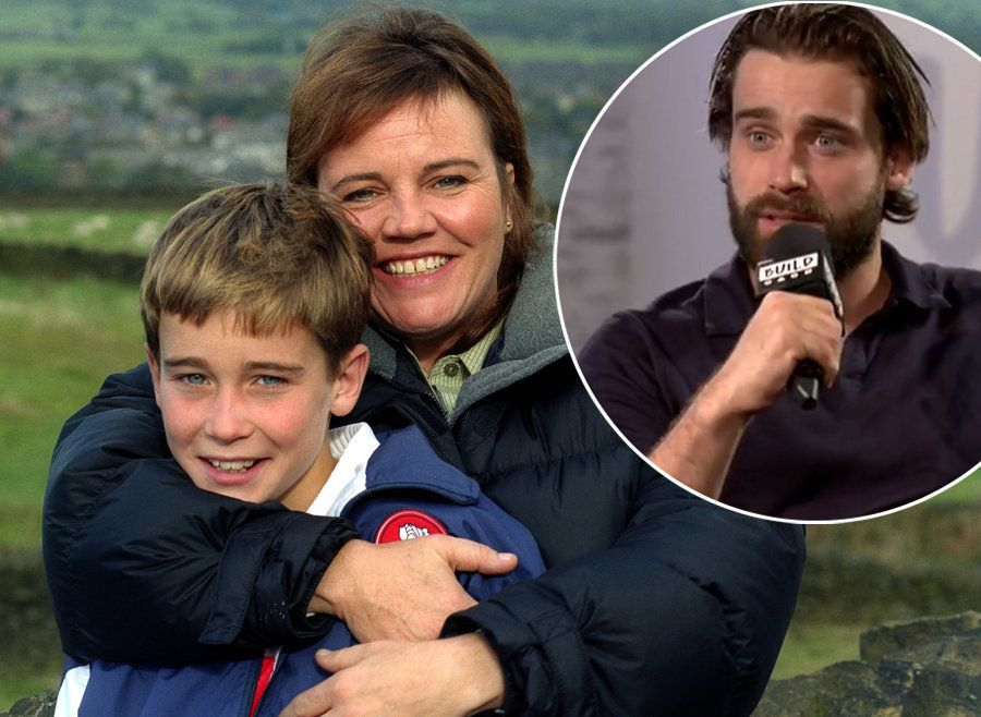Christian Cooke Reveals The Expletive-Ridden Lesson He Learned As A 12-Year-Old On 'Where The Heart