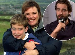 Christian Cooke Reveals The Expletive-Ridden Lesson He Learned As A 12-Year-Old On 'Where The Heart Is'