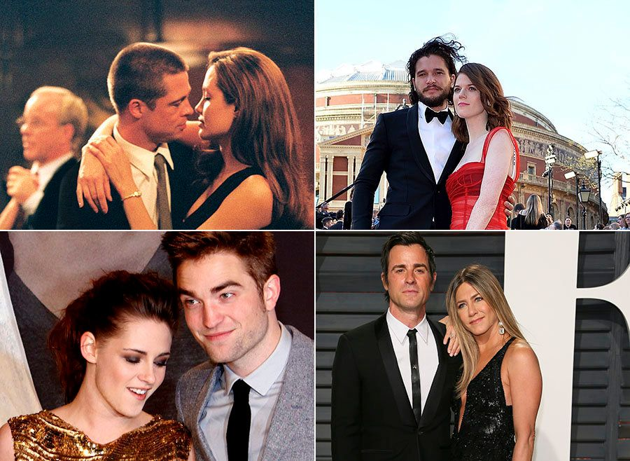 22 Famous Couples Who Were Co-Stars Before They Found