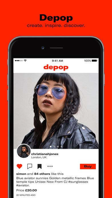 """Browse clothing, jewelry, art, books and magazines, music, film, and more, from sellers around the world."" Download it <a hr"