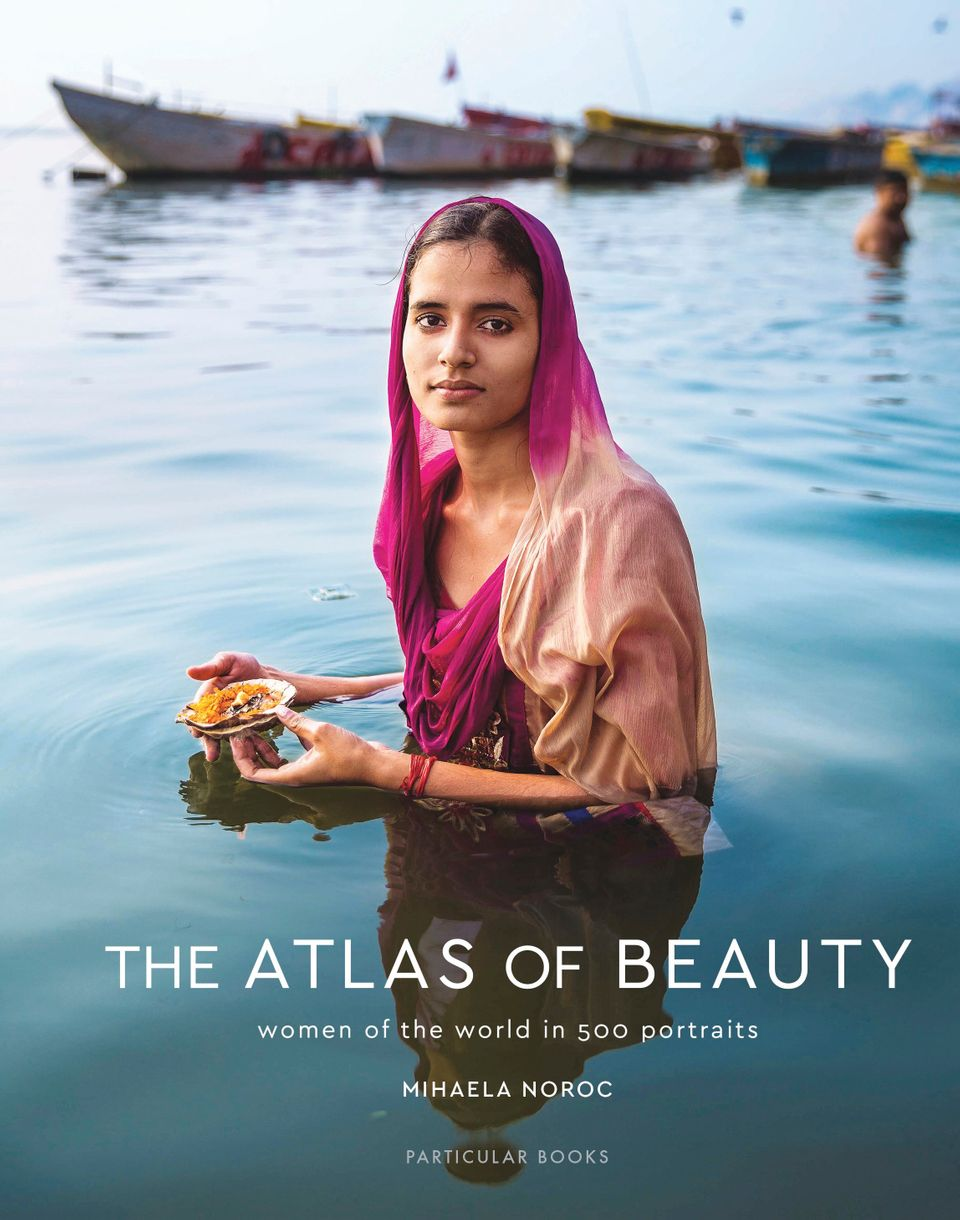 The Atlas Of Beauty cover, by Mihaela