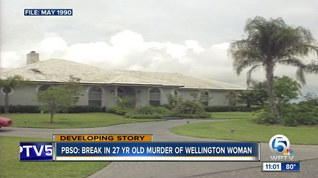 Marlene Warren, 40, was fatally shot at this Palm Beach County