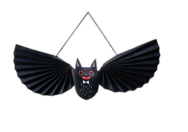 "Get it here from <a href=""https://www.target.com/p/halloween-paper-bat-wall-decor-hyde-and-eek-boutique-153/-/A-52349893#lnk="