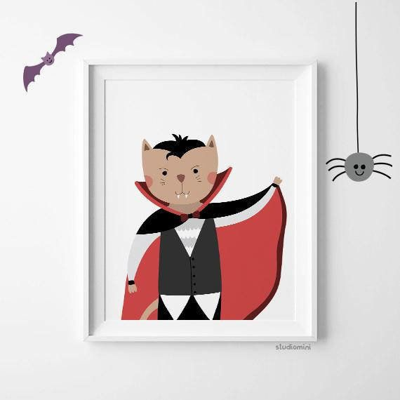 "Get it here from <a href=""https://www.etsy.com/listing/540562484/happy-halloween-decor-cat-vamp-trick-ot?ga_order=most_releva"