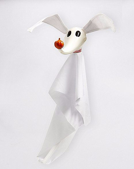 "Get it here from <a href=""http://www.spencersonline.com/product/halloween/halloween-decorations/props/zero-hanging-prop-the-n"
