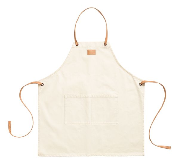 """Buy this <a href=""""http://www.hm.com/us/product/72097?article=72097-A"""" target=""""_blank"""">cotton twill apron here</a>for $2"""