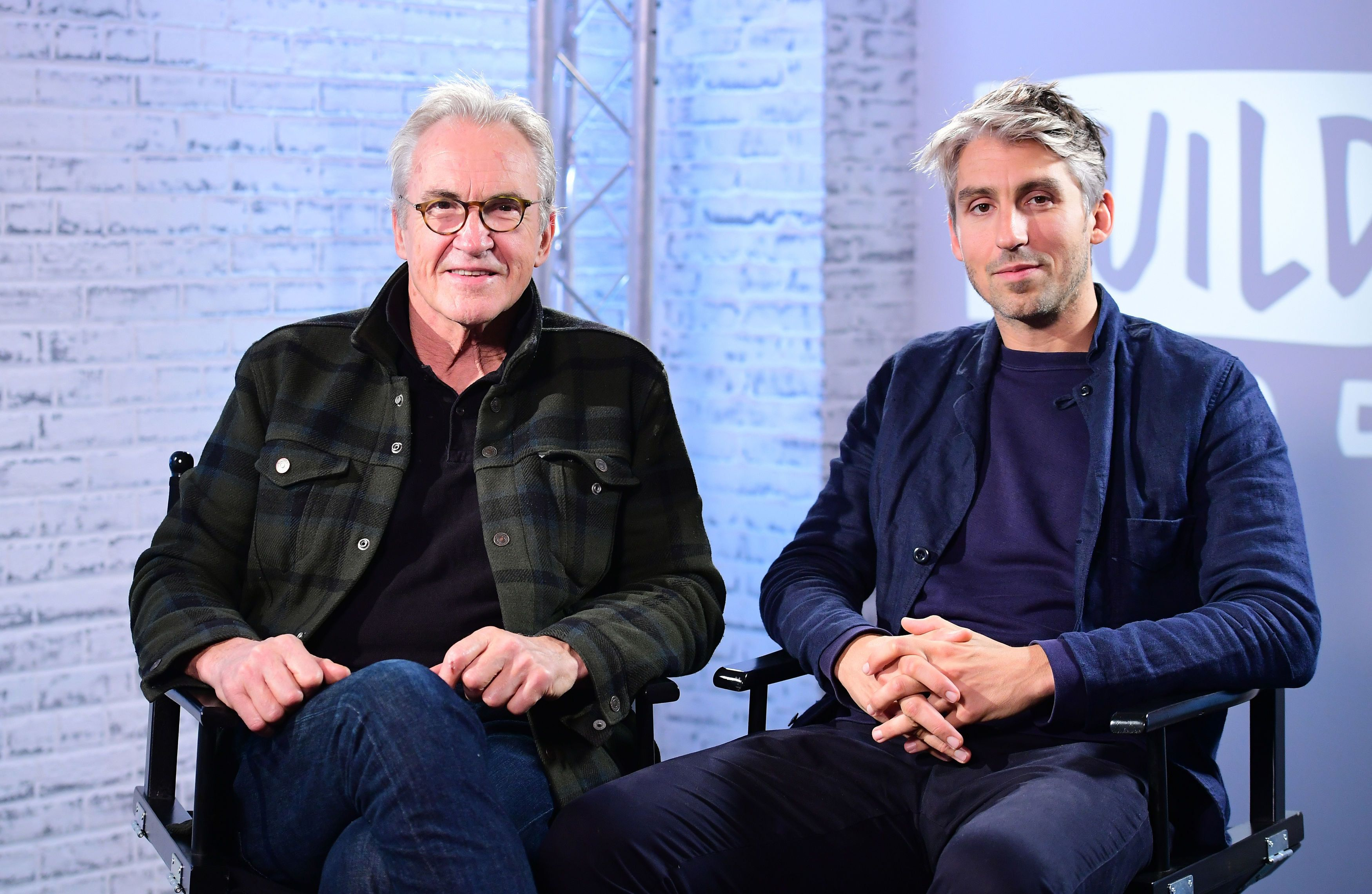 Larry and George Lamb made an appearance on