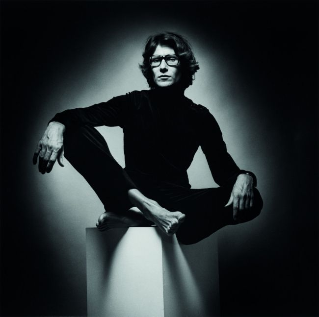 95996b08165 Yves Saint Laurent, Forever Icon of the Fashion World | HuffPost