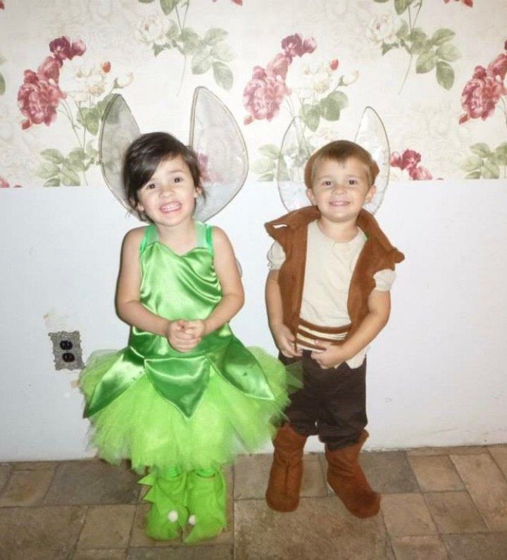 25 Tinkerbell and Terence from the u201cDisney Fairiesu201d Films  sc 1 st  HuffPost & 41 Halloween Costume Ideas That Are Perfect For Siblings | HuffPost