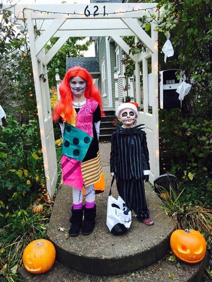 35 sally and jack from u201cthe nightmare before