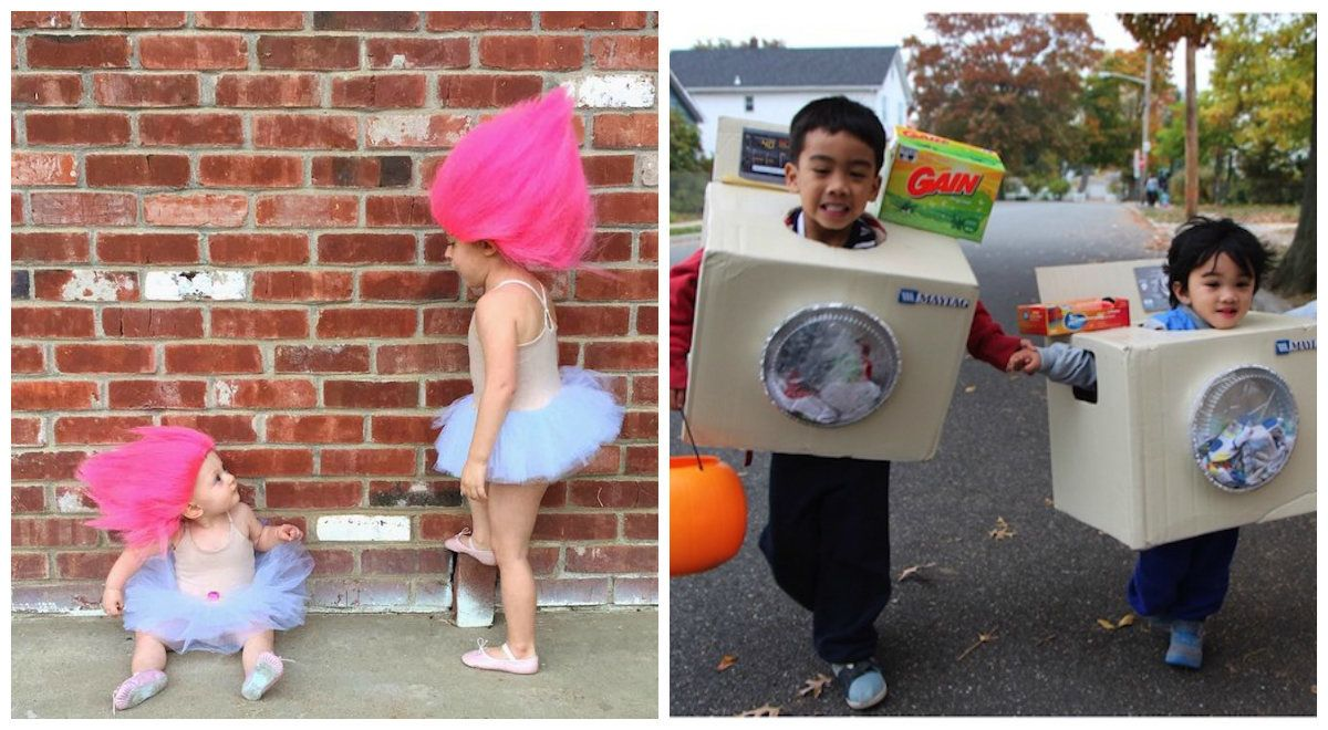sc 1 st  HuffPost & 41 Halloween Costume Ideas That Are Perfect For Siblings | HuffPost