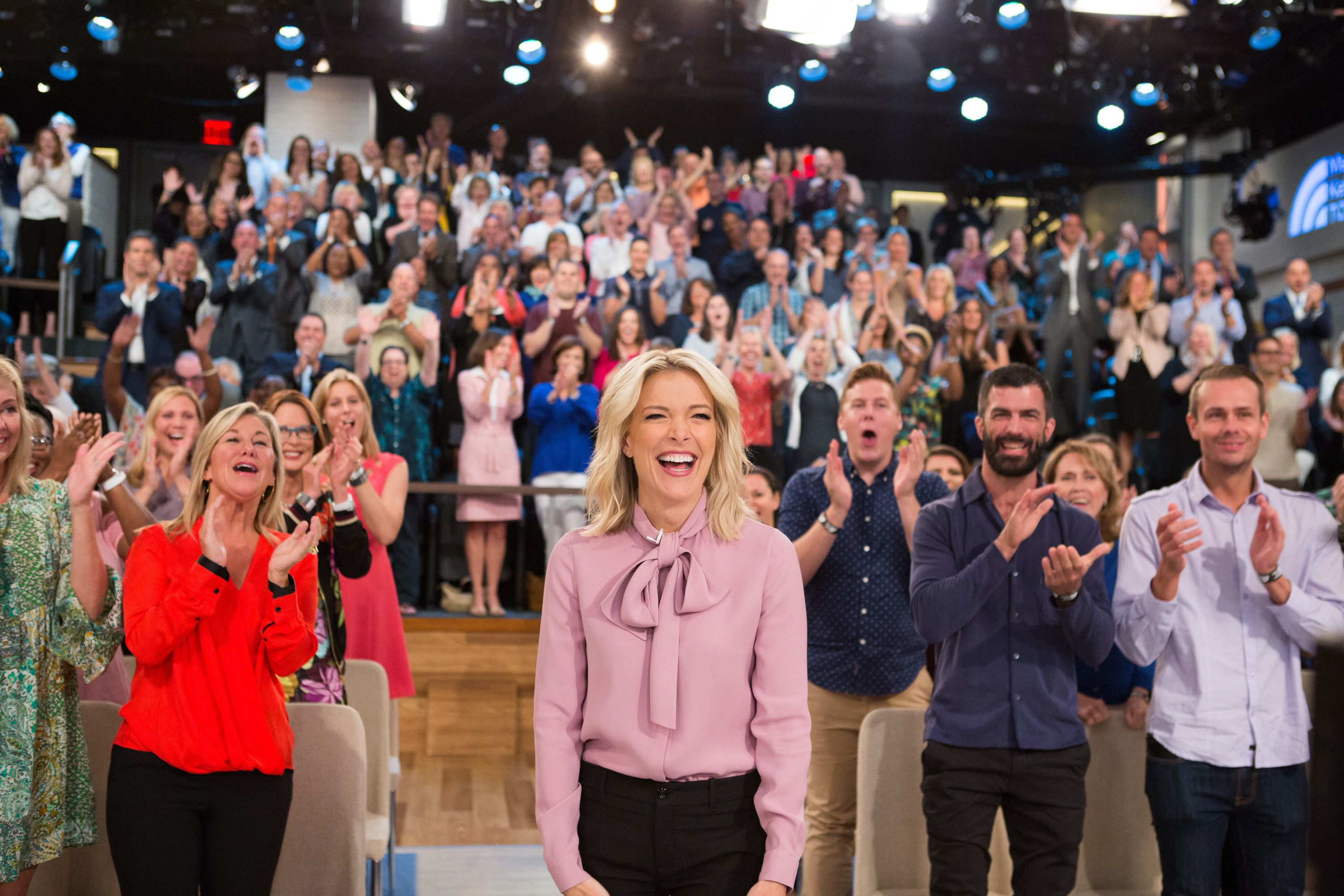 MEGYN KELLY TODAY -- Pictured: Megyn Kelly on Monday, September 25, 2017 -- (Photo by: Nathan Congleton/NBC/NBCU Photo Bank via Getty Images)