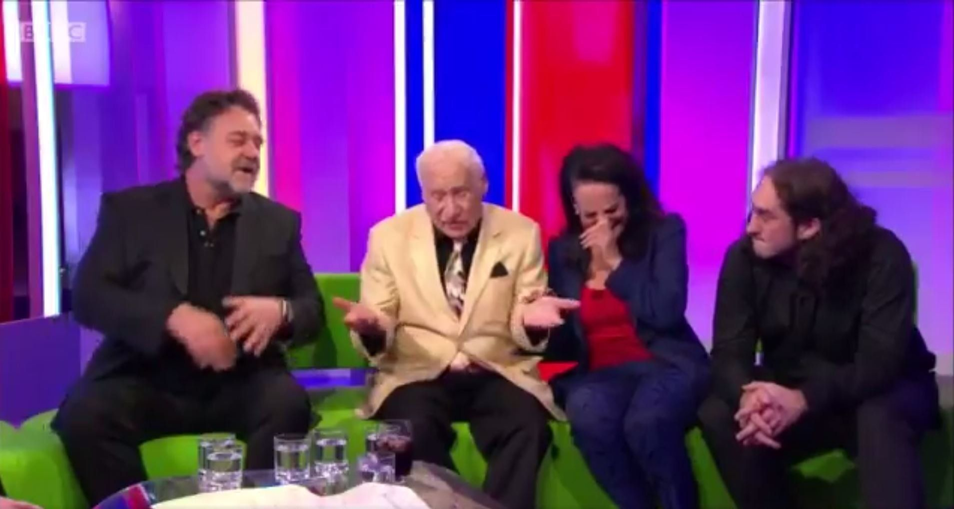 Mel Brooks Appeared On 'The One Show' And Found It As Baffling As The Rest Of Us