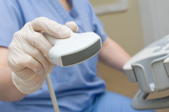 The Kentucky lawrequired doctors to perform an ultrasound on women seeking an abortion. Medical personnel also had to s