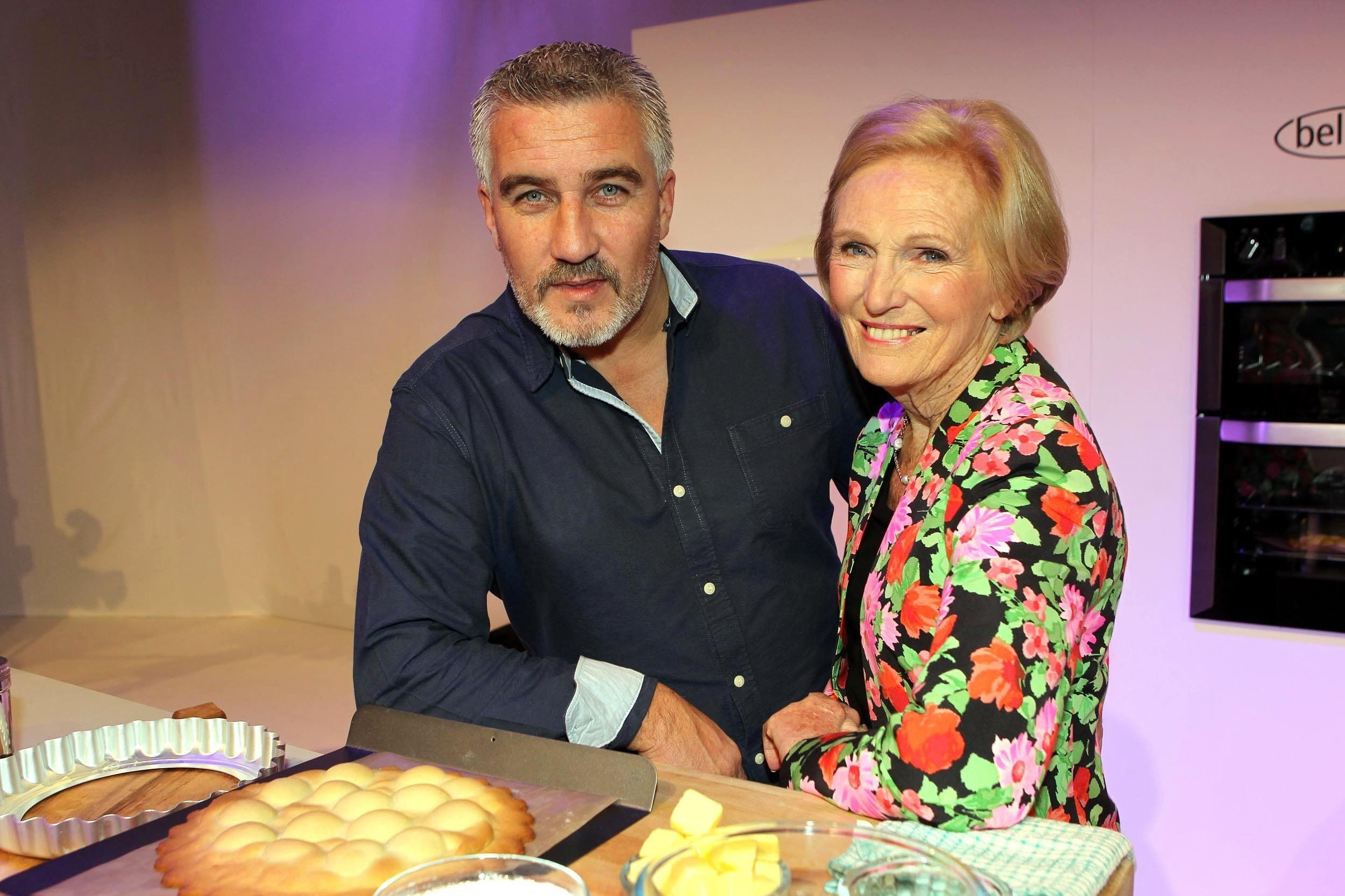 Paul Hollywood To Replace Mary Berry On US Version Of 'Great British Bake