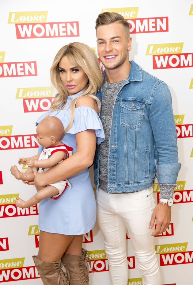 Katie Price and Chris Hughes have called off their
