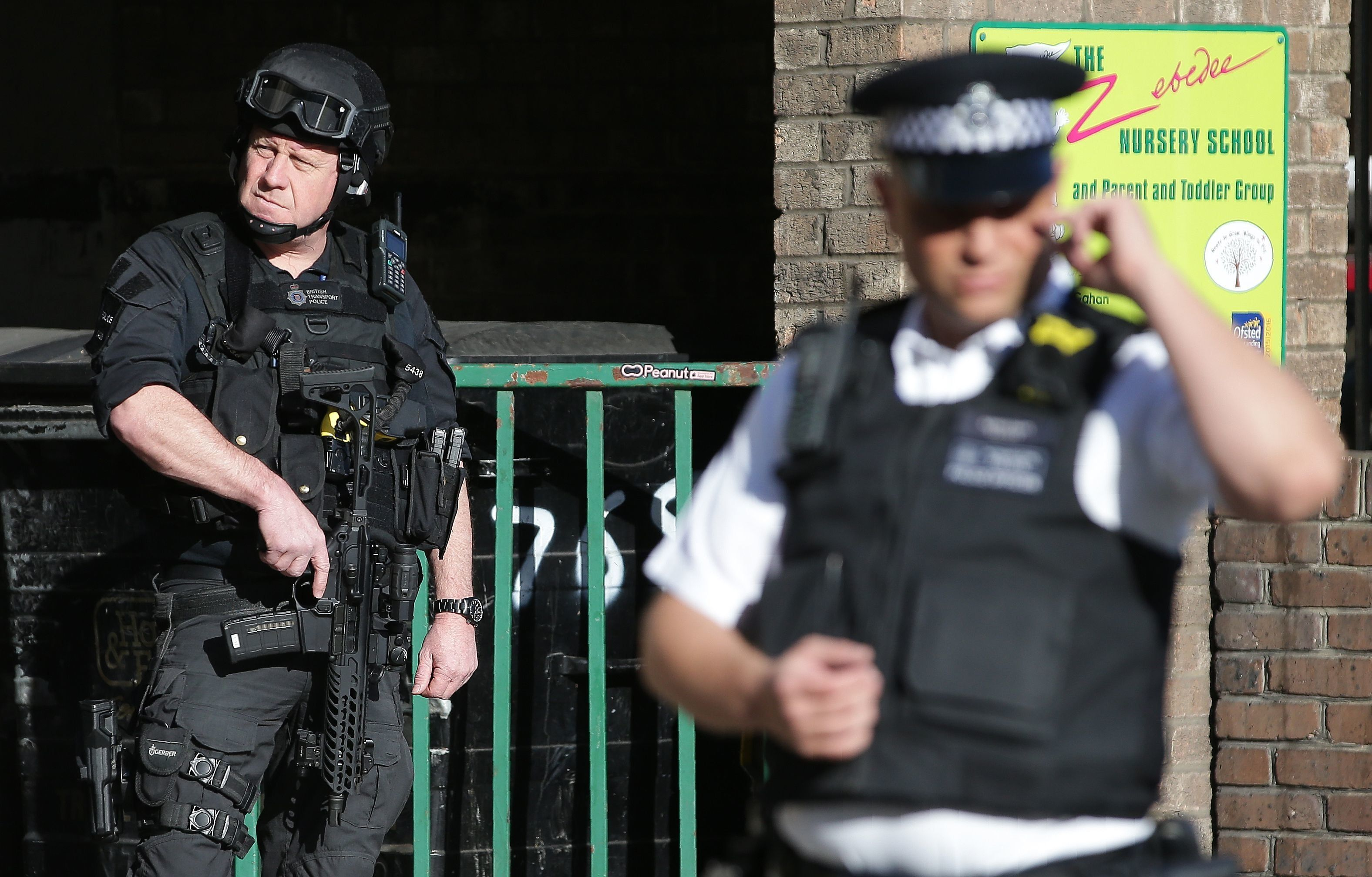 Police Warn Public To Flee Instead Of Taking Photos During Terror