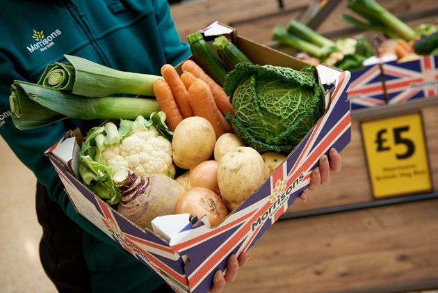 Morrisons Launches Value Veg Boxes To Make Healthy Eating More