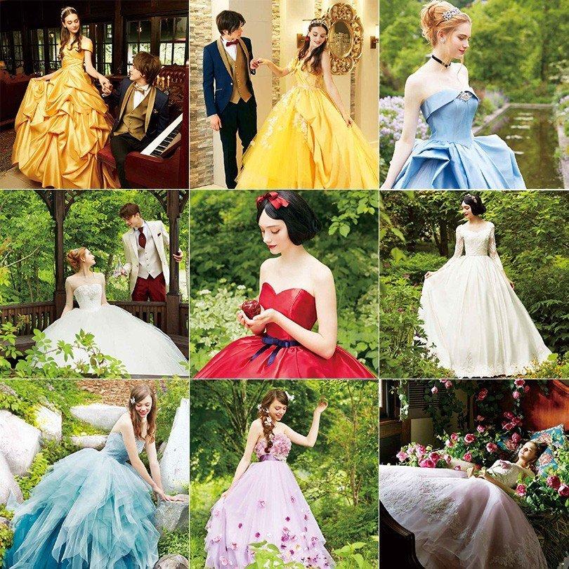 Disney Princess Wedding Dresses: Dream Come True Or