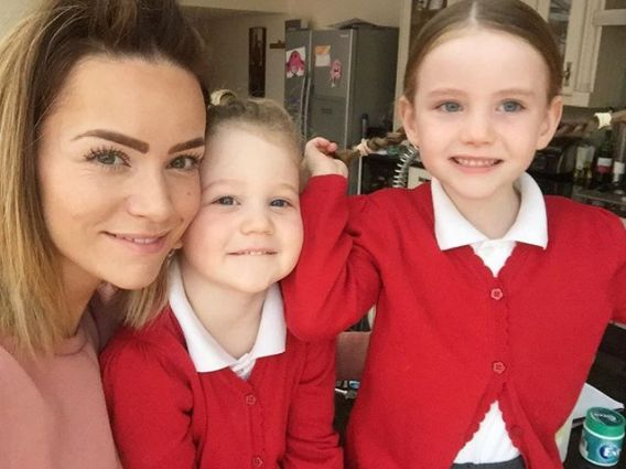 Waterloo Road Actress Holly Matthews On How She Told Her Daughters About Their Dad's Terminal