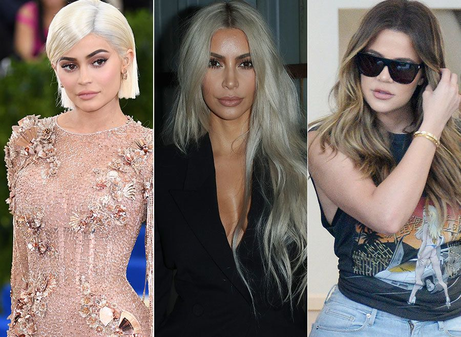 Kim K Takes To Twitter To Slam Media Over Kylie And Khloe 'Pregnancy'
