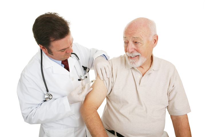 Be happy; feel good — it might make your flu shot more effective.