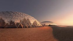 Dubai Is Building A £100m 'Martian City' Right Here On