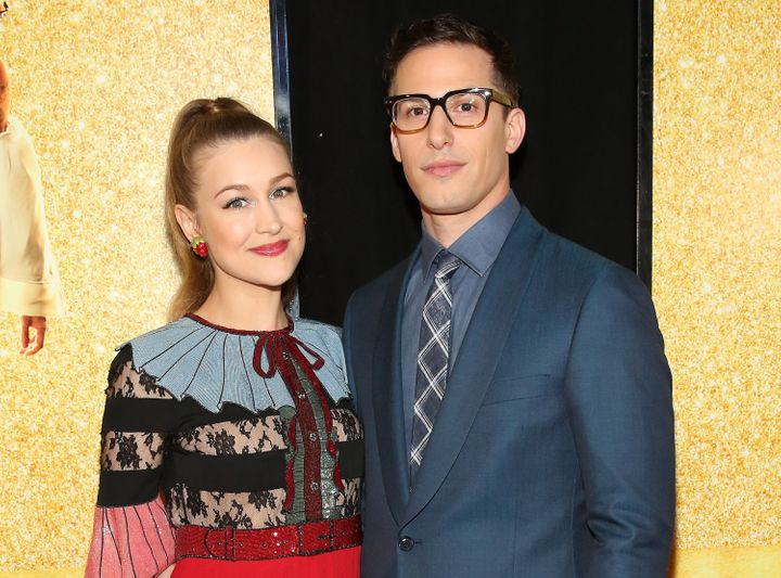 Samberg and his wife, Joanna Newsom, have a baby daughter.