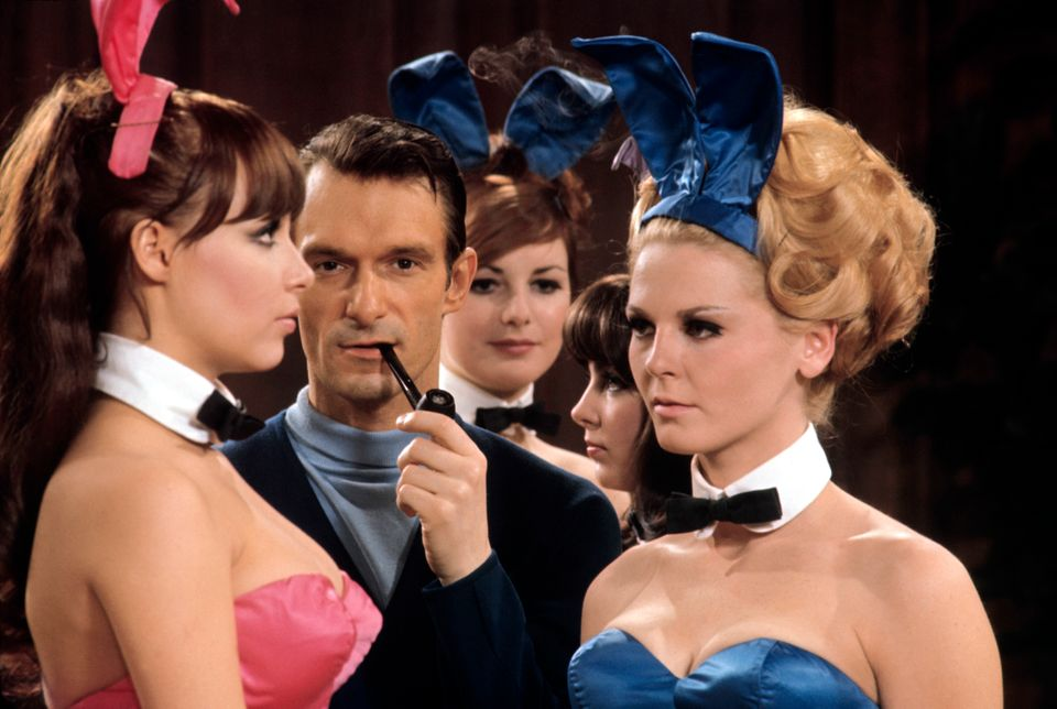 50-Year-Old Photos Reveal The Inside Of Hugh Hefner's Notorious