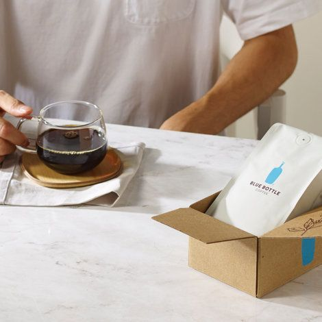 "Seriously, they'll love it. <a href=""https://bluebottlecoffee.com/at-home"" target=""_blank"">Shop it here</a>."