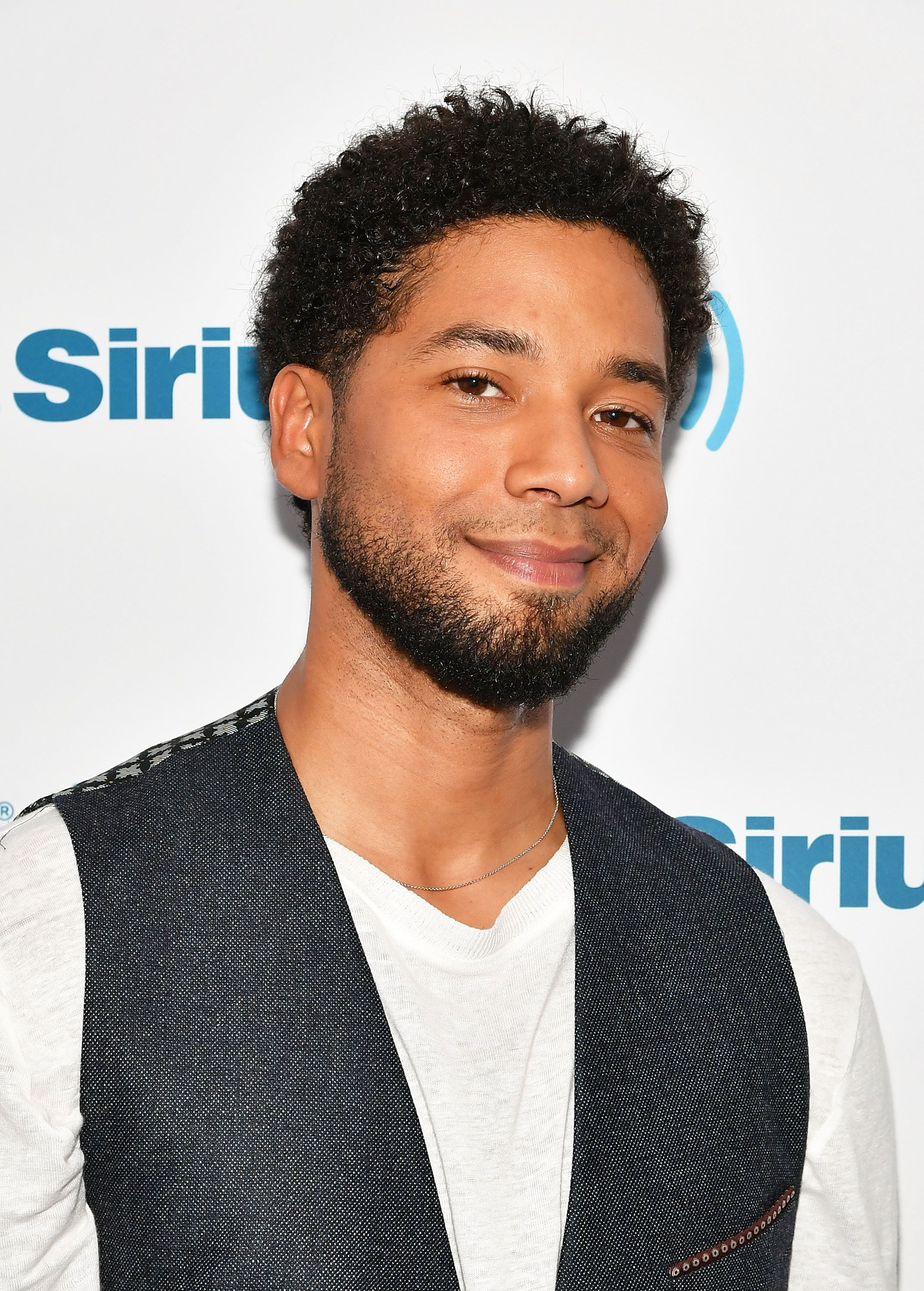 NEW YORK, NY - SEPTEMBER 25:  Actor Jussie Smollett visits SiriusXM Studios on September 25, 2017 in New York City.  (Photo by Slaven Vlasic/Getty Images)