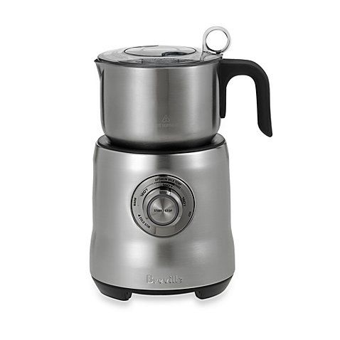 "So they can take their coffee creations to the next level. <a href=""https://www.bedbathandbeyond.com/store/product/breville-r"