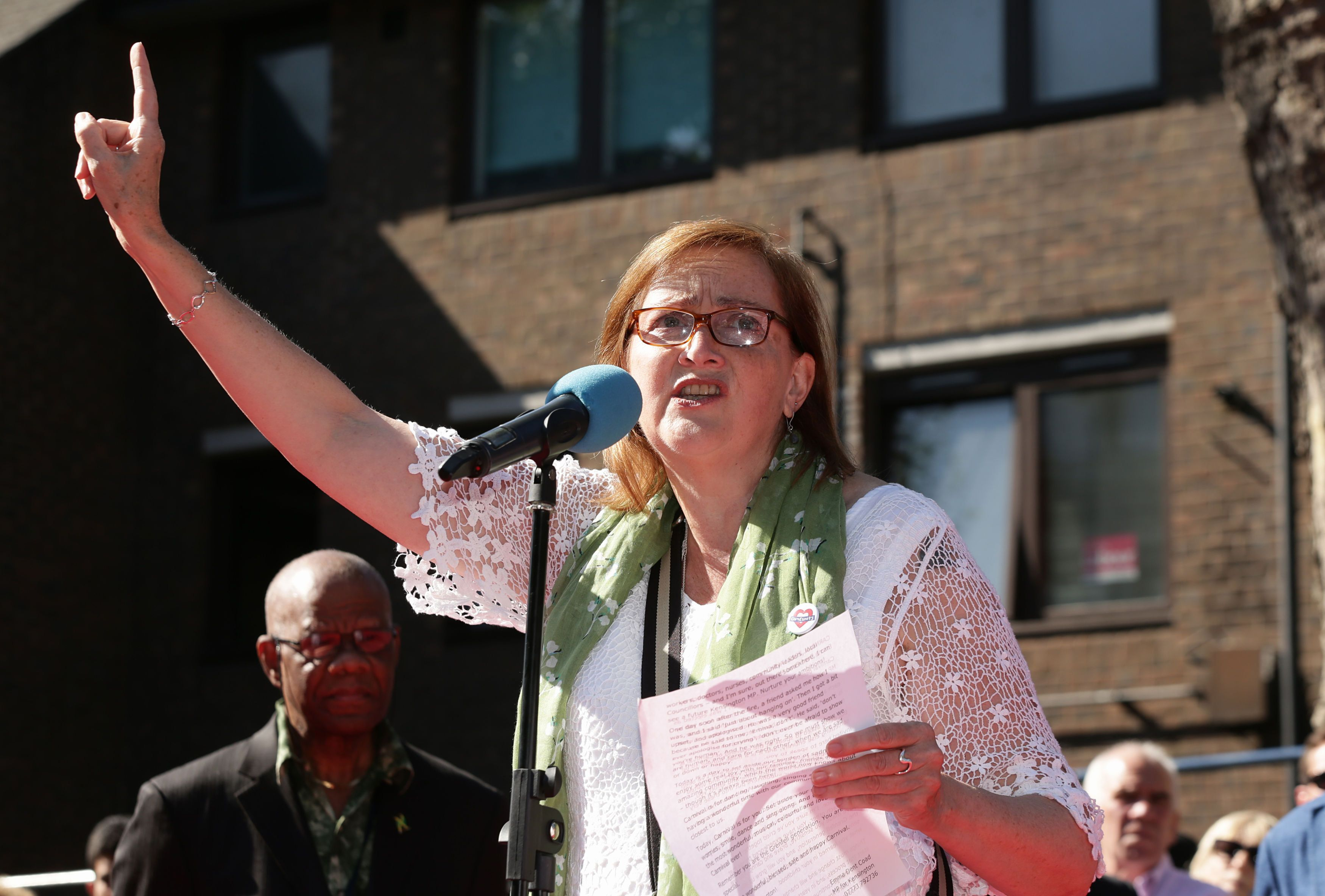 Labour MP Emma Dent Coad Launches Fresh Attack On Royal Family And Says Grenfell Survivors Have Been