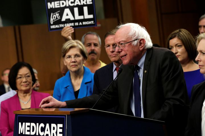 Demanding Justice For Paul Heenan >> Yes Medicare For All Is Definitely A Litmus Test For Democrats