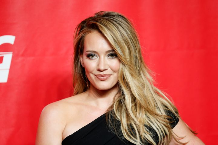 Hilary Duff has a 5-year-old son named Luca.