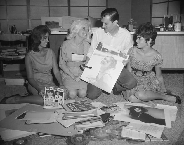 Hugh Hefner's Playboy Reinforced The Idea That Great Literature Is A Male