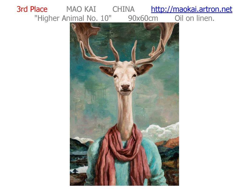 "<a rel=""nofollow"" href=""http://maokai.artron.net/"" target=""_blank"">KAI WEB SITE</a>"
