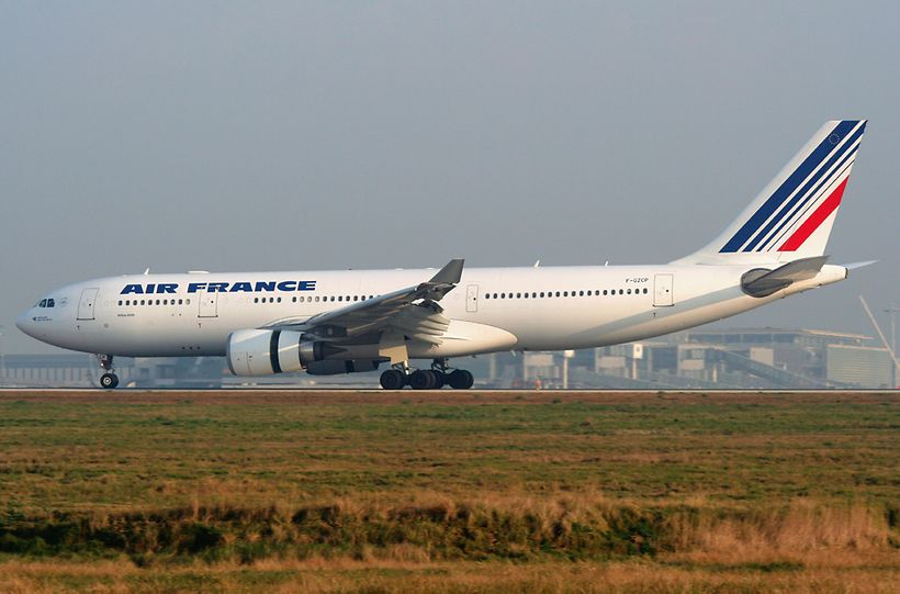 Air France 447 crashed into the Atlantic Ocean on June 1, 2009 after its autopilot disconnected. The plane shown here is of t