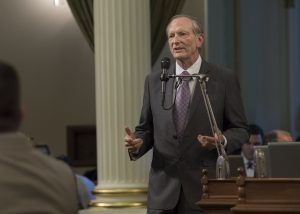 Democratic Assemblyman Bill Quirk of Hayward has a bill intended to increases lead  testing. Image courtesy of Assembly Democ