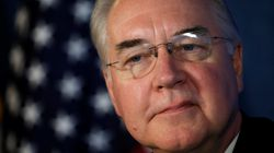 Tom Price Resigns As Health And Human Services
