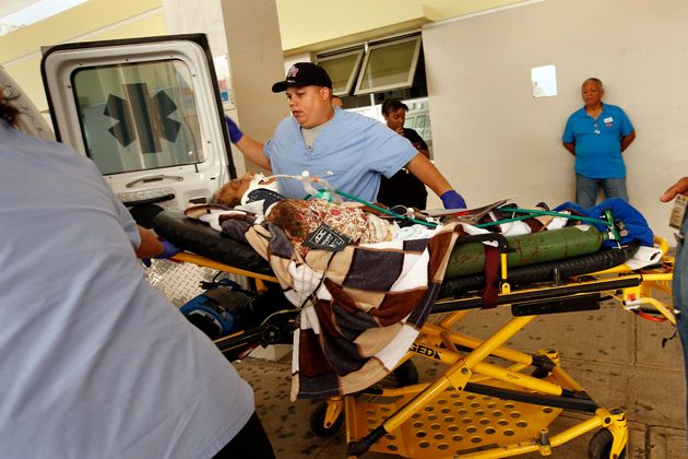 At Centro Medico Puerto Rico, critical care cases from all over the island are brought for