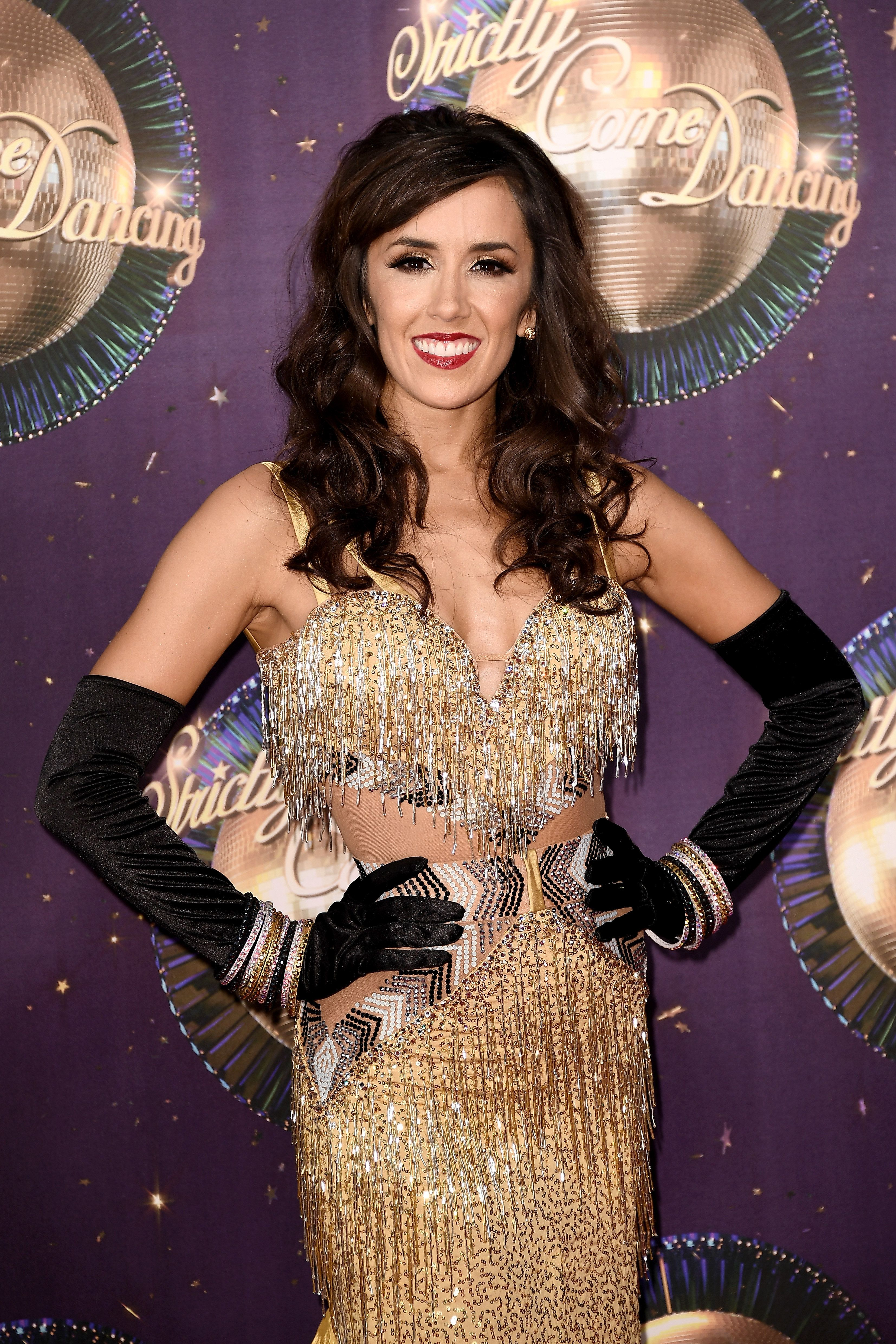 'Strictly' Pro Janette Manrara Left Needing Medical Attention After Accident During