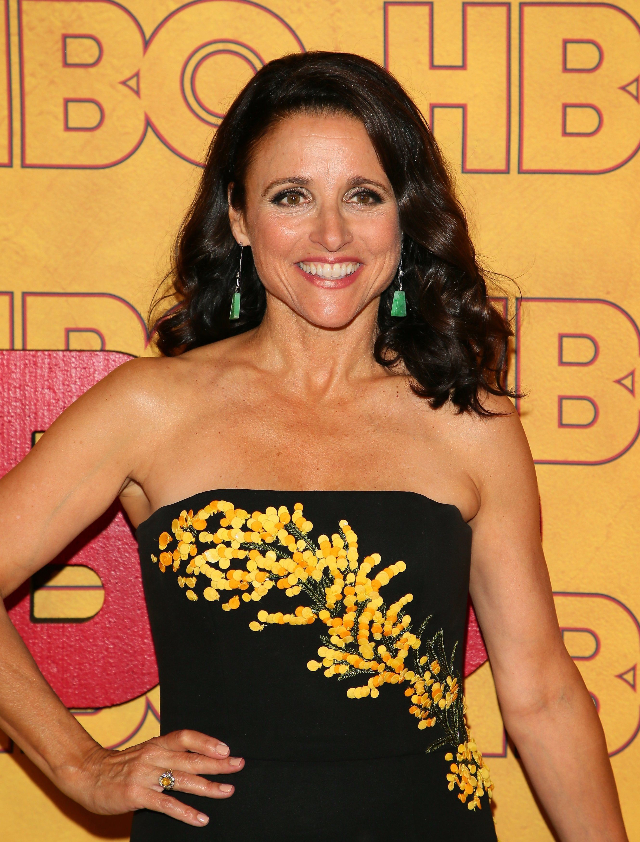 Julia Louis-Dreyfus Thanks Fans And Friends For Support After
