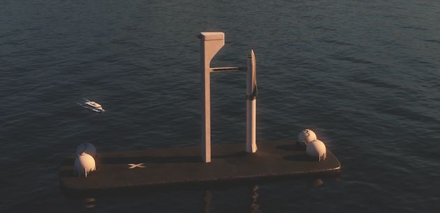 Elon Musk's SpaceX Rocket Could Fly You Anywhere On Earth In Under An