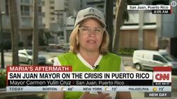 San Juan Mayor Fumes After Top Trump Official Calls Puerto Rico Response A 'Good News