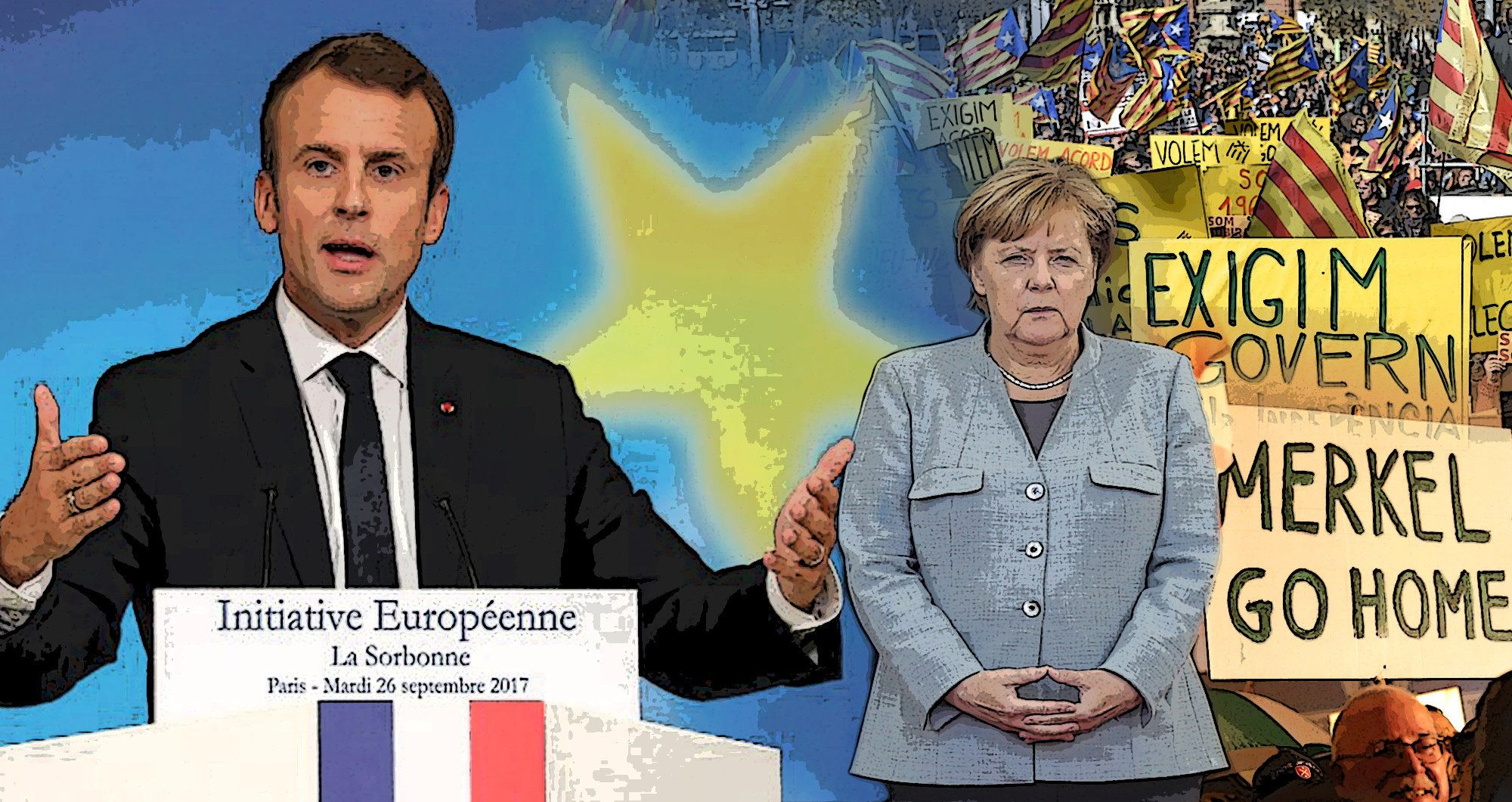 Faced with secessionist and populist movements, Europe is fighting to remain united.