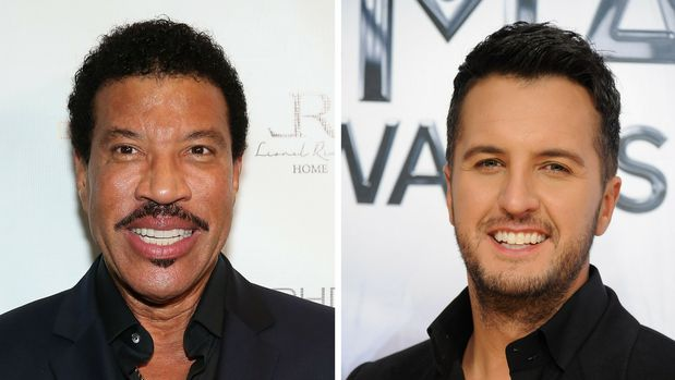 Lionel Richie And Luke Bryan Round Out Judging Panel On 'American Idol' Reboot